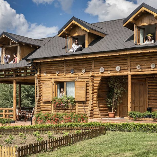 Retreat House - Forest Spa