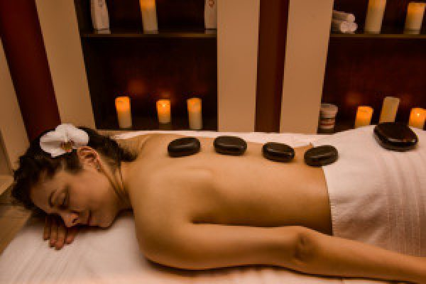 Chakra Hot Stone Massage (Couple Massage)