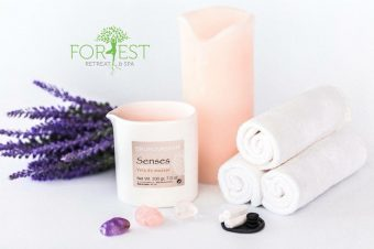 Candle Massage - Tratament / Masaj Forest Retreat & Spa