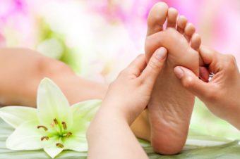 Feet Reflexo Ritual - Tratament / Masaj Forest Retreat & Spa