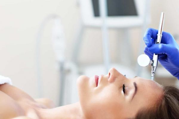 Microdermabrasion + Hyperbaric Oxygenation + Virtual Mesotherapy
