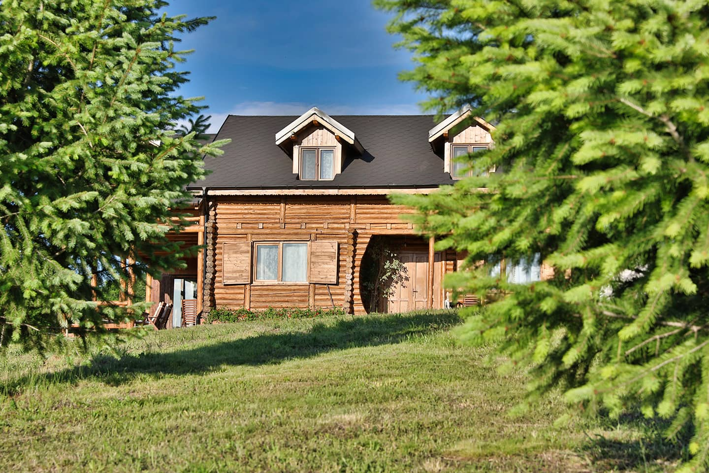 Retreat House - Forest Retreat & Spa